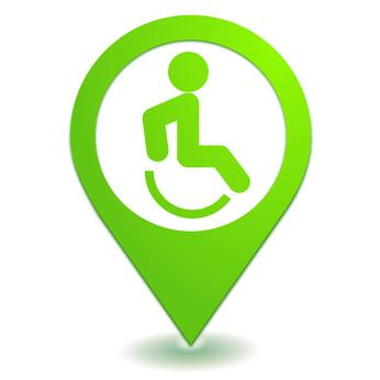 CarryCab-Behindertenfahrt